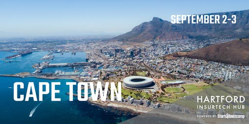 Cape Town Office Hours - Hartford InsurTech Hub powered by Startupbootcamp