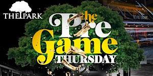 Park Thursday's! #CocktailswithCarrington +...