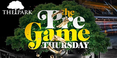 Park Thursday's! #CocktailswithCarrington + #ThePregameDC (@JustCarrington) tickets