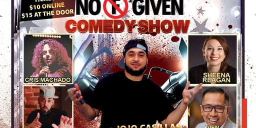 No F's Given Comedy Show