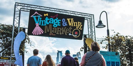 Vintage & Vinyl Market at Art in Bayfront Park tickets