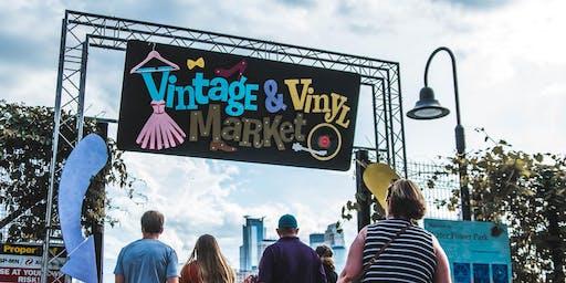 Vintage & Vinyl Market at Art in Bayfront Park
