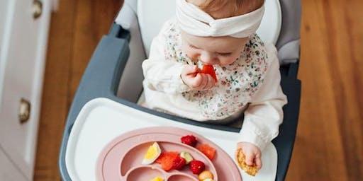 Atelier  diversification alimentaire menée par l'enfant ( DME)