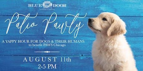 Blue Door Kitchen & Garden Presents: Patio PAW-ty tickets