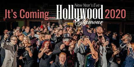 Hollywood Glamour - NYE 2020 tickets