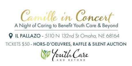 Camille In Concert: A Night of Caring to Benefit Youth Care & Beyond tickets