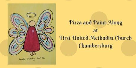 Pizza & Paint-Along - First United Methodist Church Chambersburg  tickets