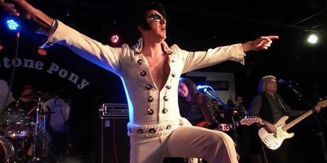 Mark A Wright as Elvis tickets
