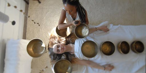 A Sound Healing and Reiki Experience