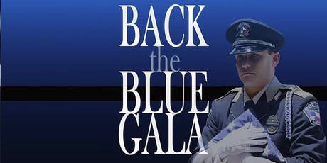 2019 Back The Blue Gala tickets