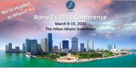 Borrell Conference 2020 tickets