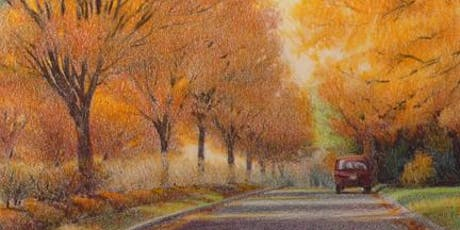 Intermediate Colored Pencil  Classes, 4 weeks with Deborah Maklowski, CPSA tickets