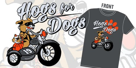 Hogs For Dogs tickets