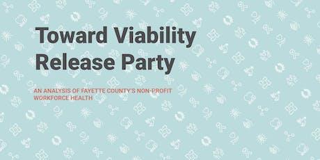 Toward Viability Release Party Breakfast tickets