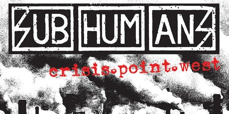 SUBHUMANS (UK) @ Holy Diver tickets