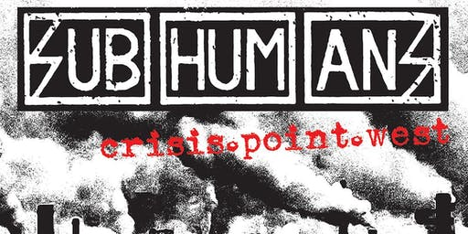 SUBHUMANS (UK) @ Holy Diver