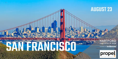 San Francisco FastTrack - Hartford InsurTech Hub powered by Startupbootcamp  tickets
