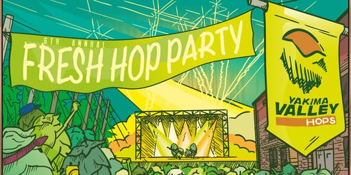 Yakima Valley Hops Presents: The Fresh Hop Party