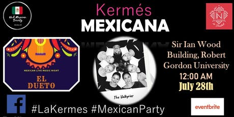Kermés Mexicana (Mexican Party) tickets