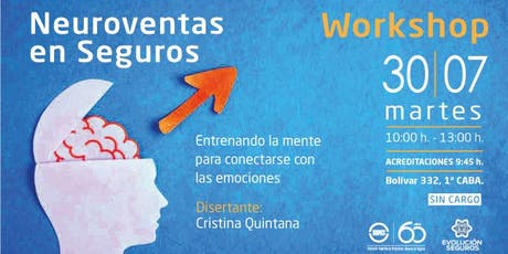 Workshop: Nueroventas en Seguros tickets