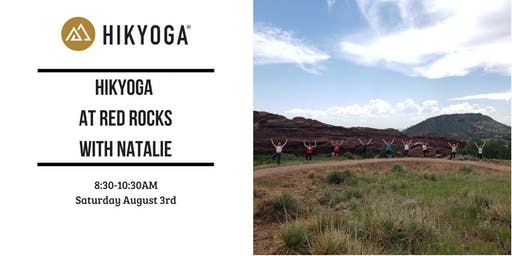 Hikyoga at Red Rocks with Natalie