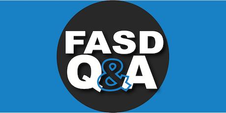 FASD Q&A Panel tickets