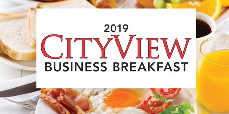 CityBiz Business Breakfast  September 2019 tickets