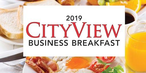 CityBiz Business Breakfast  September 2019