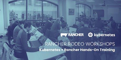 Rancher Rodeo Dublin tickets
