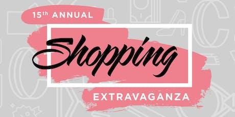 Shopping Extravaganza 2019 tickets