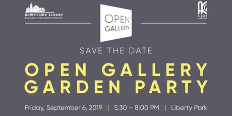 Open Gallery Garden Party tickets
