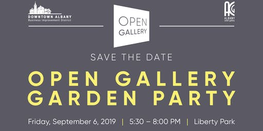 Open Gallery Garden Party