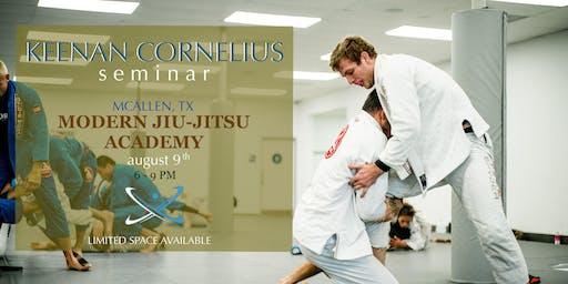 Keenan Cornelius Seminar | McAllen, TX