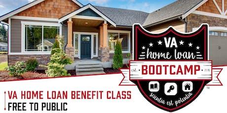 VA Home Loan Bootcamp University Place tickets