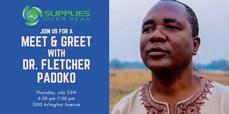 Meet & Greet with Fletcher Padoko tickets