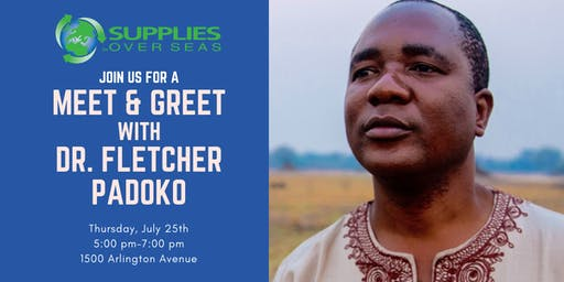 Meet & Greet with Fletcher Padoko