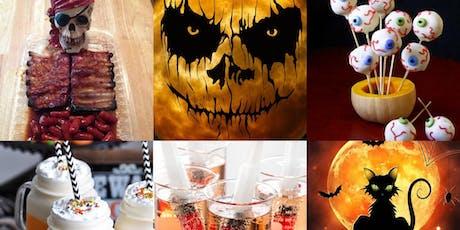 ThemeD Halloween Costume Arts & Crafts Brunch  tickets