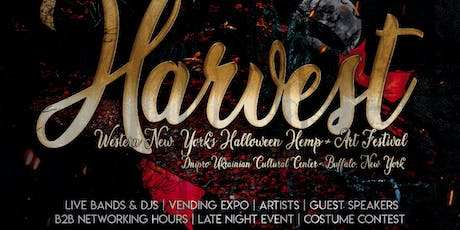 Harvest•  Western New York's Halloween Hemp & Art Festival tickets