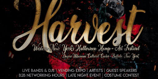 Harvest•  Western New York's Halloween Hemp, Music, & Art Festival