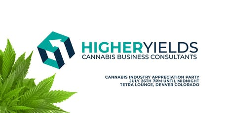 Higher Yields Industry Appreciation Party tickets