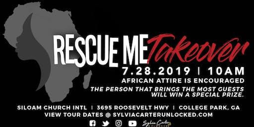 Rescue Me Takeover Tour