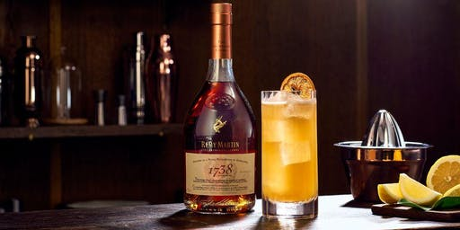Rémy Martin Equal Parts: National Cocktail Competition Chicago