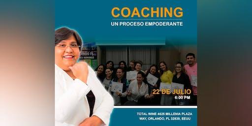 """Coaching """"Un Proceso Empoderante"""""""""""