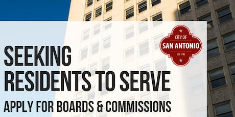 Boards and Commissions Information Session tickets