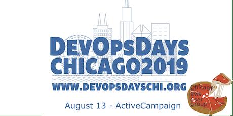DevOps + AWS Tech talks tickets