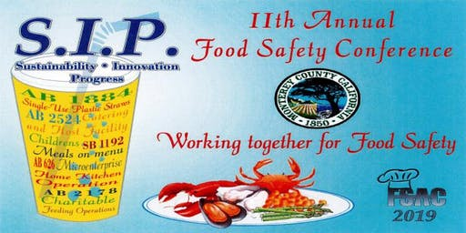 11th Annual Food Safety Conference/11ª Conferencia Anual de Seguridad Alimentaria