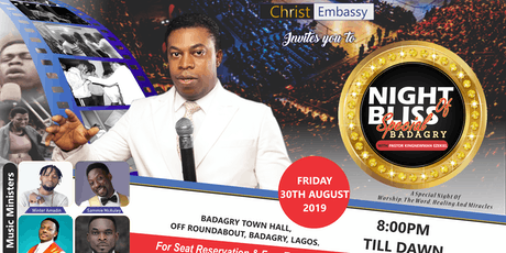 Night Of Bliss Special Badagry tickets