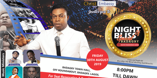 Night Of Bliss Special Badagry