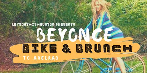 Beyonce Bike & Brunch to AxelRad
