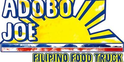 Adobo Joe Filipino Food Truck with R&D Brewing and McNab Ridge Winery